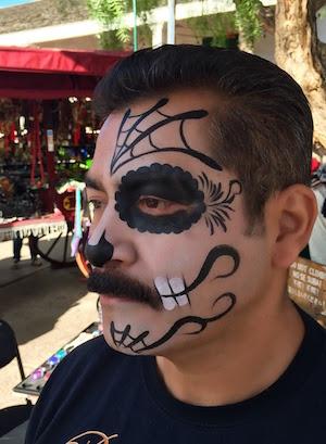 Sugar Skull Customer from Whittier, CA